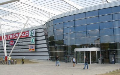 Shopping center Garden Mall, Dubrava