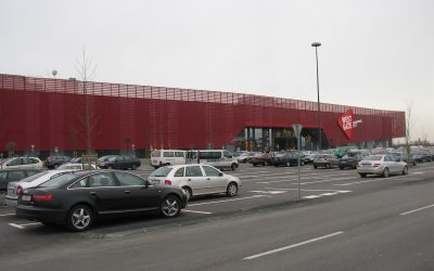 Shopping centre West Gate Zaprešić
