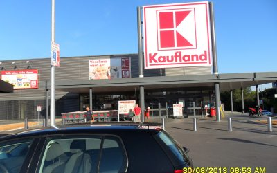 Shopping center Kaufland Šibenik